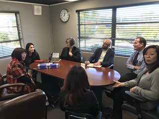 Feb 27 '17 CICSULB visited CISDSU