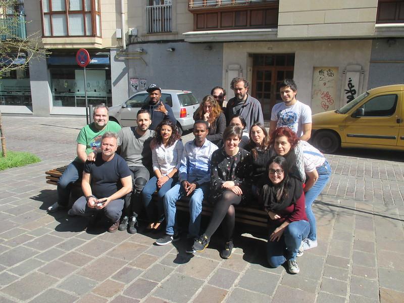 Finalización Revitalización Comercial y asociativa en entornos multimedia 2017