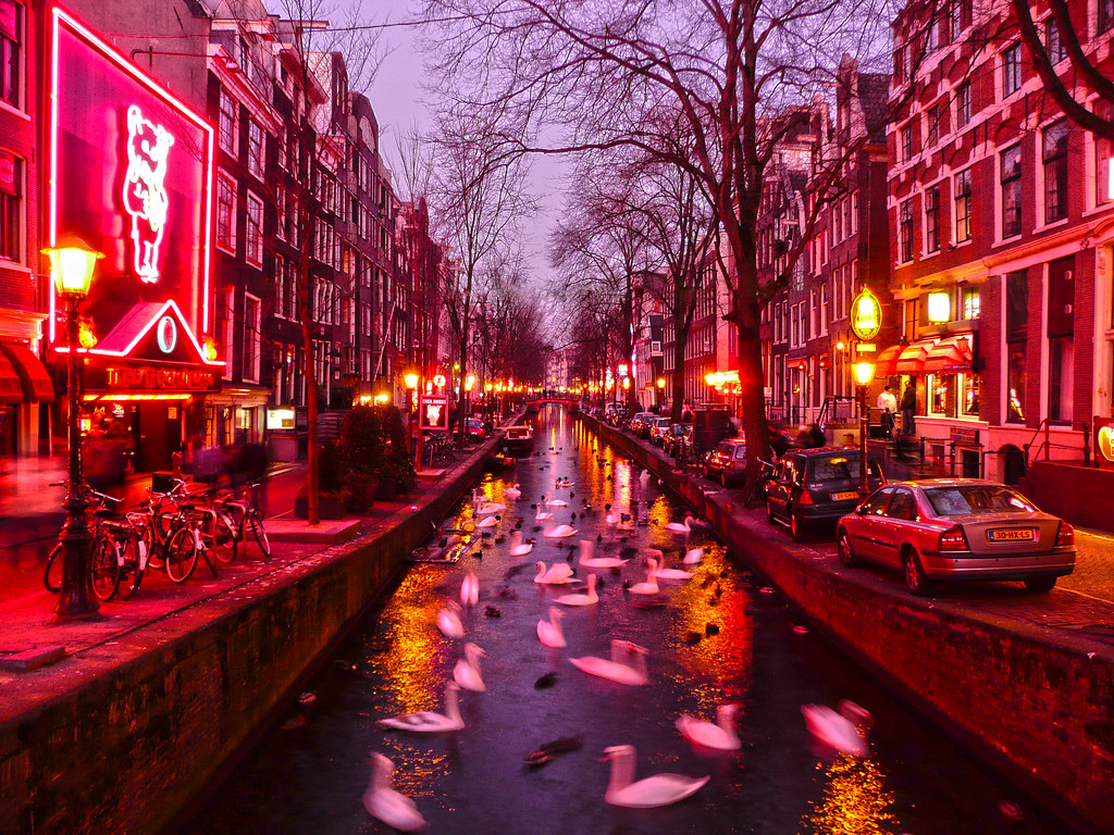 Red light district amsterdam walking through the red ligh flickr red light district amsterdam by mr ansonii sciox Image collections