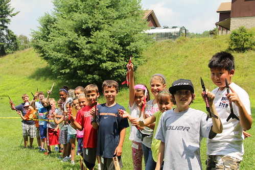 2014 Math & Science Summer Camp: Flight, Rocketry and Satellites | by CERDEC