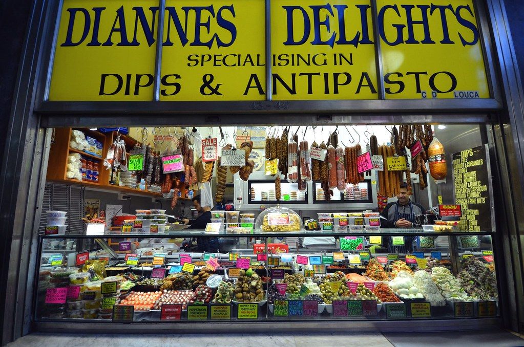 dianne s delights queen victoria market scenes from the flickr