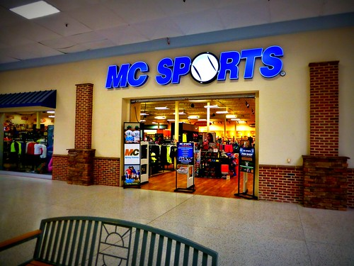 Lima Ohio Mall >> MC Sports Lima Mall | Unlike other mall-based MC Sports loca… | Flickr