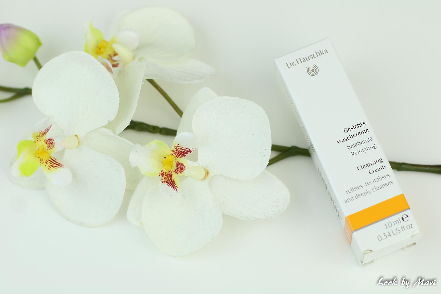 12 Dr. Hauschka cleansing cream kokemuksia review