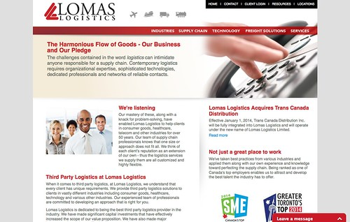 Lomas Logistics | by champers666