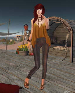 Tale of Tails (New Post @ Second Life Fashion Addict) | by Jhuzen Ketsugo (Ketsy)
