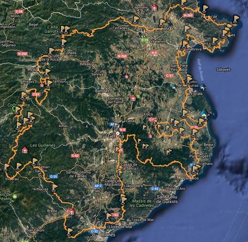 Volta a Girona MTB 2017