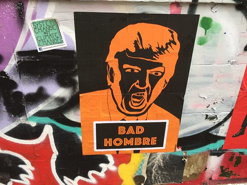 Bad Hombre Trump