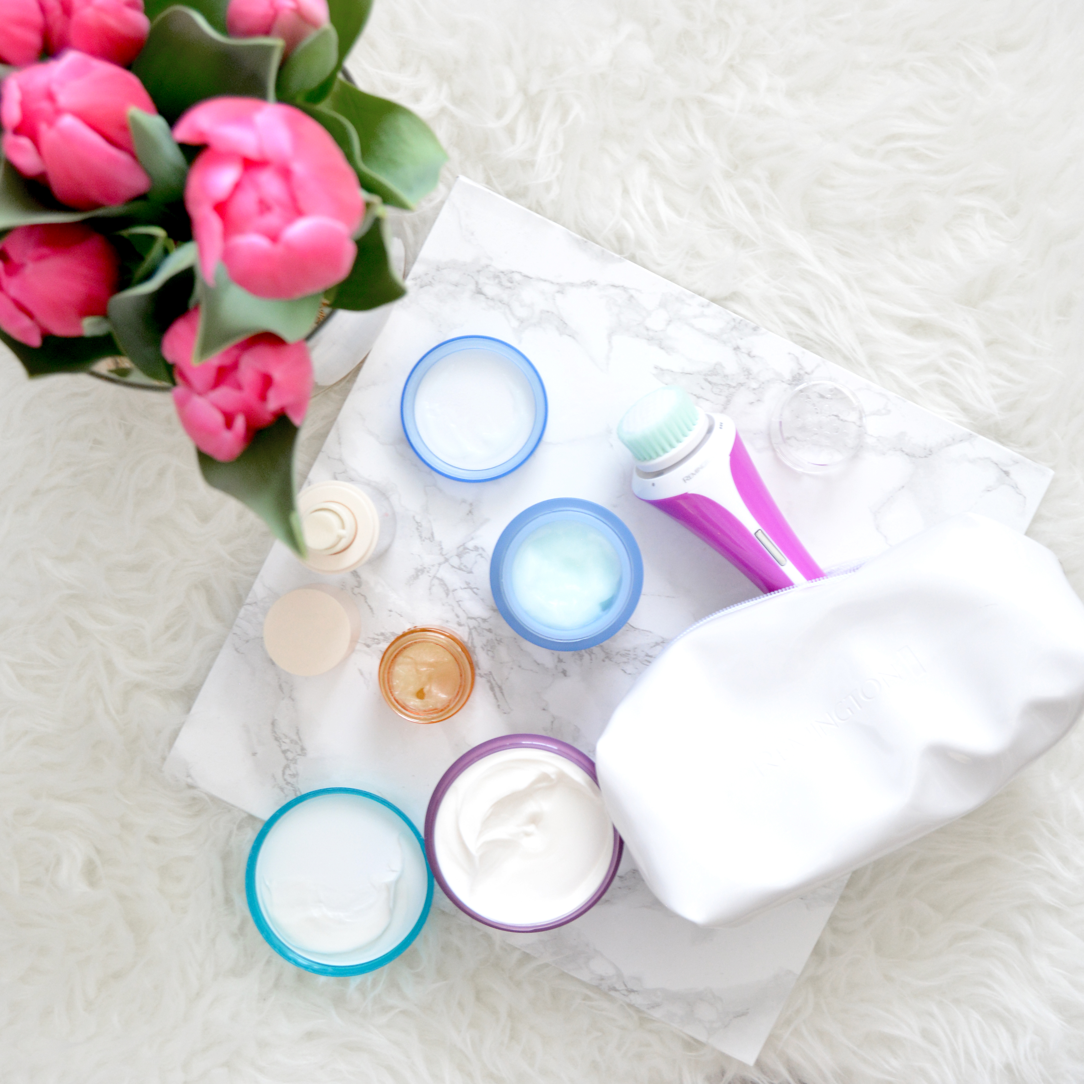 My Spring Pampering Skincare Routine
