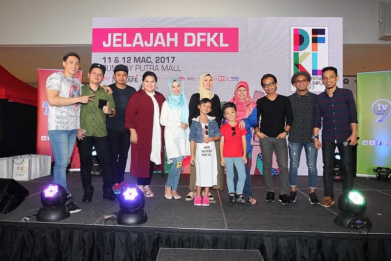 Siri Jelajah DFKL 2017 Kuala Lumpur 1