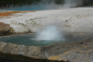 Cliff Geyser erupting (11 August 2011) 4 | by James St. John