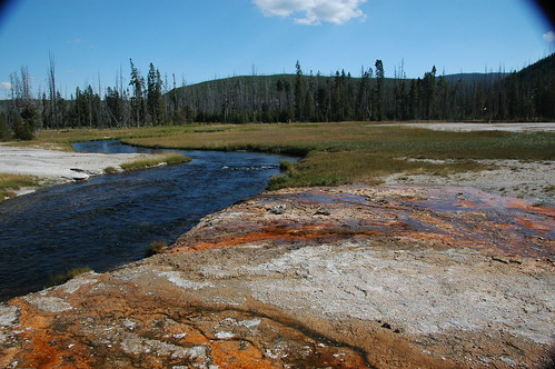 Iron Creek (Iron Spring Creek) & Cinnamon Spouter runoff (30 August 2011) 2 | by James St. John