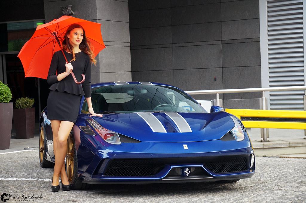 ferrari 458 speciale blue. ferrari 458 speciale by marcinek_55 blue