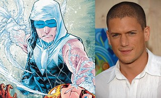 Captain Cold - Wentworth Miller | by SuperHeroes.sk
