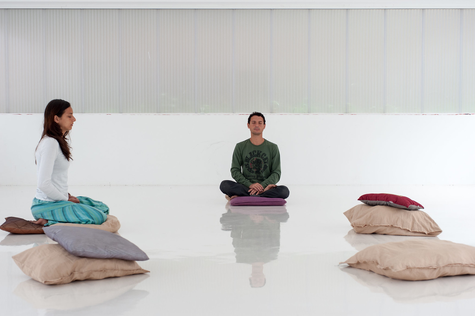 Festival da Paz - Meditação