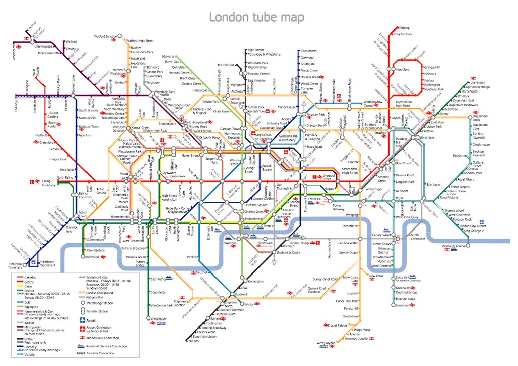 metro map london tube map by csodessa