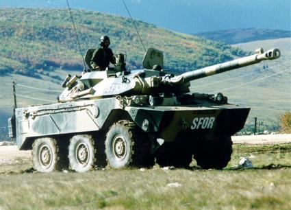 Les F.A.R. en Bosnie  IFOR, SFOR et EUFOR Althea 32814206501_b13759a83b_o