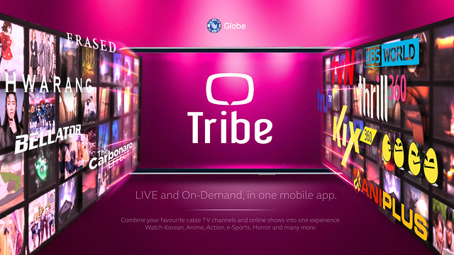 Get your K-Drama, MMA and Anime Fix on the go with Tribe App