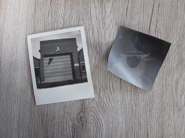 Négatif Polaroid
