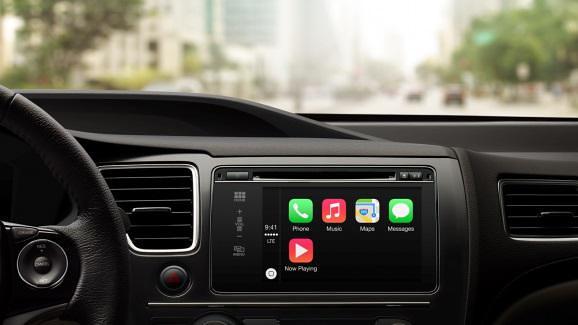 Apple Car, Flickr