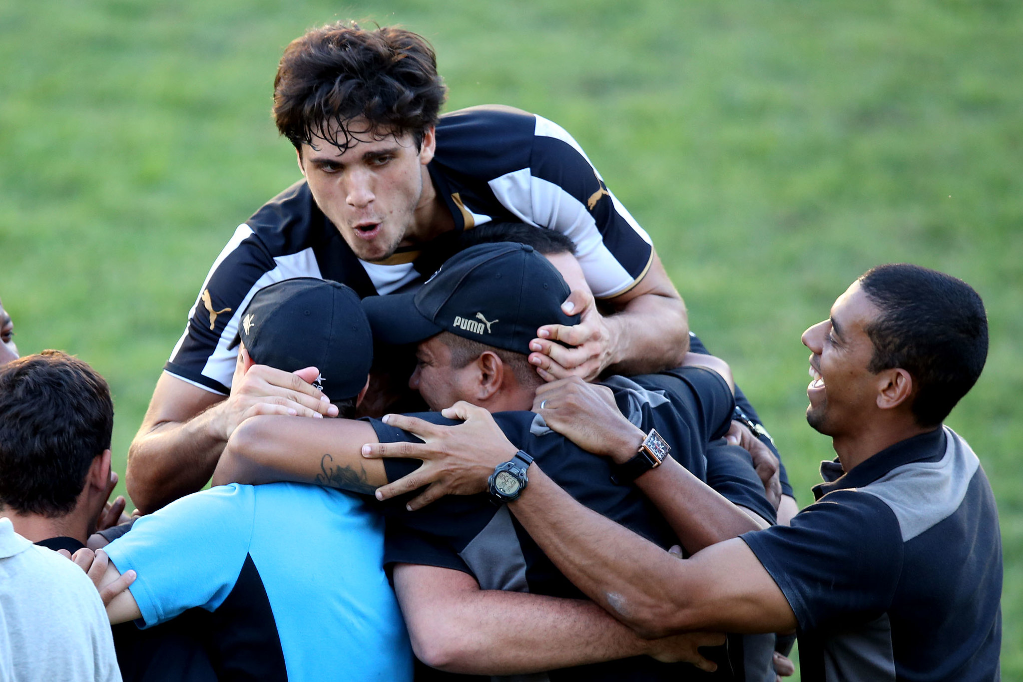Botafogo x Fluminense, Sub-20