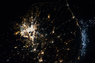Archive seoul south korea at night nasa international for Space station 13 3d