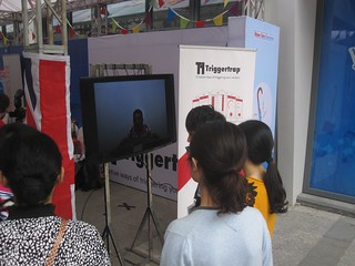 Maker Faire Shenzhen Stand - Digital Missiom China | by chinwag.com