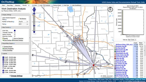 Rochester Mn Ic Ring Outside