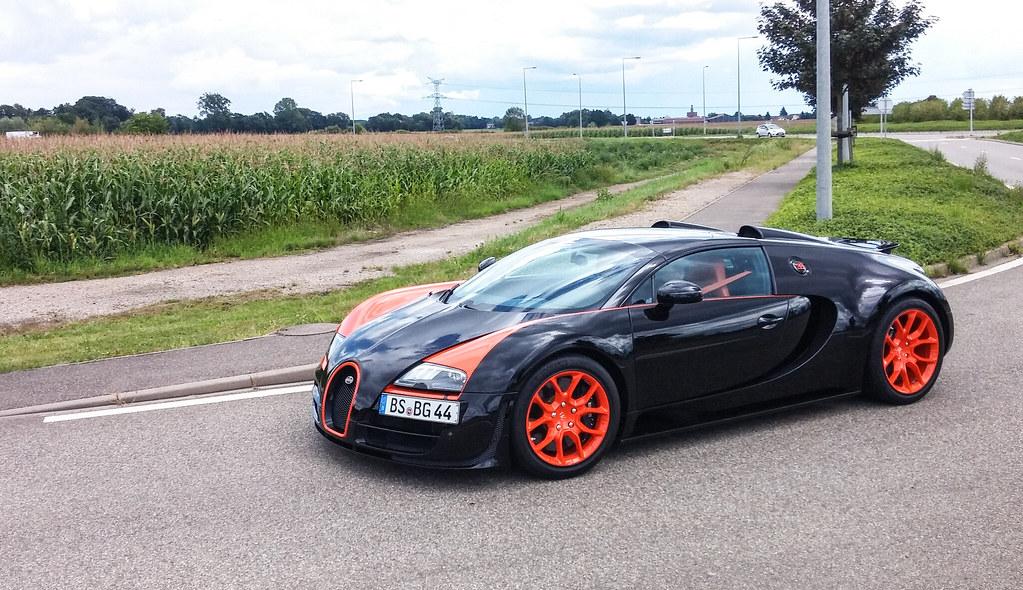 Bugatti Veyron Grand Sport Vitesse Wrc Dition Amg599gto Flickr