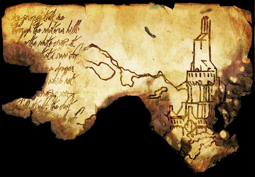 Elder Scrolls: The Odmi Collection - The Driftshade Illust