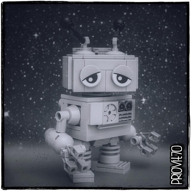 A spaceman's best friend