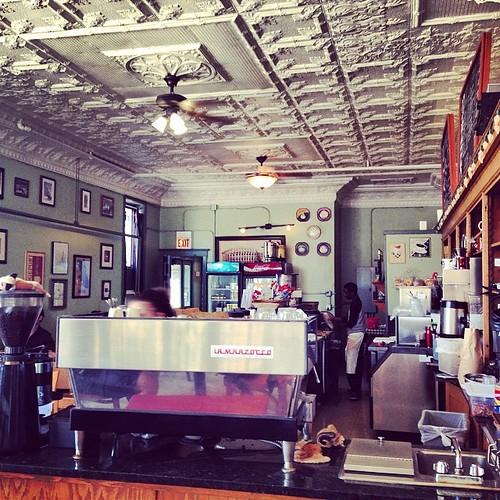 Bridgeport Coffee Morgan