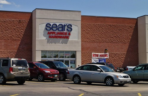Sears Appliance Amp Hardware New Location This Store Was