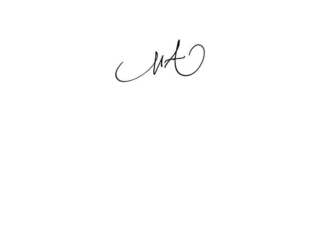 Calligraphie Tatouage Initiales Ma Calligraphie Tatouage I Flickr