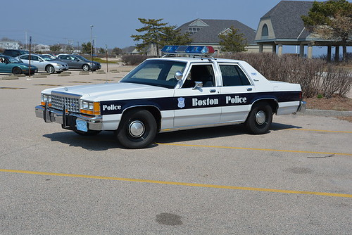 Boston Police 1987 Ford Crown Victoria World Police