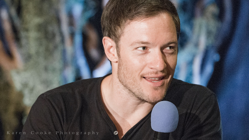 Tahmoh Penikett images Helo HD wallpaper and background photos ...