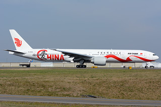 Air China Boeing 777-300ER B-2006 | by royalscottking