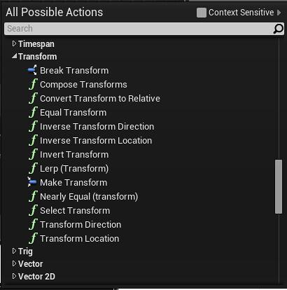 transform-list