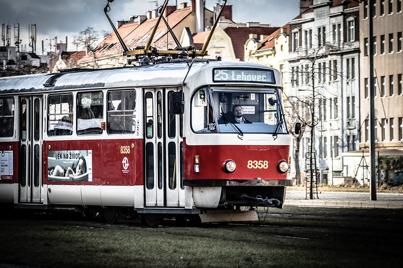 Prague Trolley