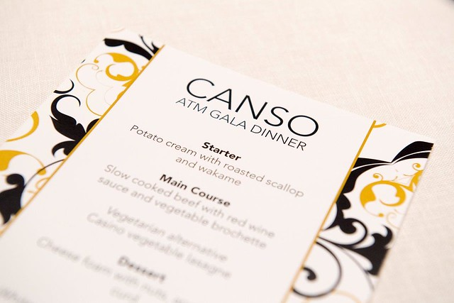 CANSO ATM Gala Dinner 2017