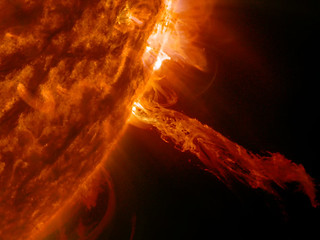 Spurting Plasma | by NASA Goddard Photo and Video