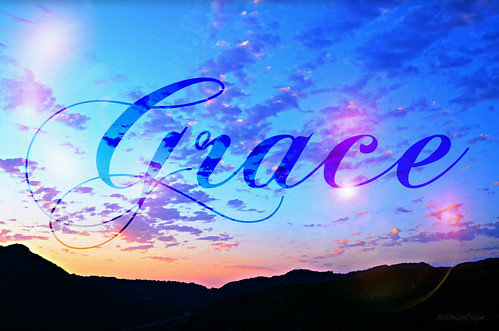"""Grace of God..."" 