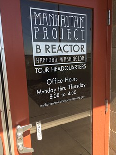 Touring Hanford's first reactor | by russellb206