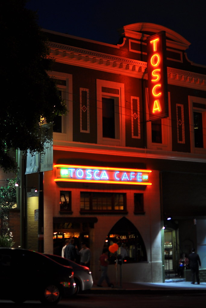 Tosca Cafe Bar San Francisco