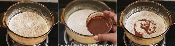 How to make Quinoa Chocolate Pudding Recipe - Step6