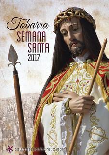 CARTEL SEMANA SANTA DE TOBARRA 2017