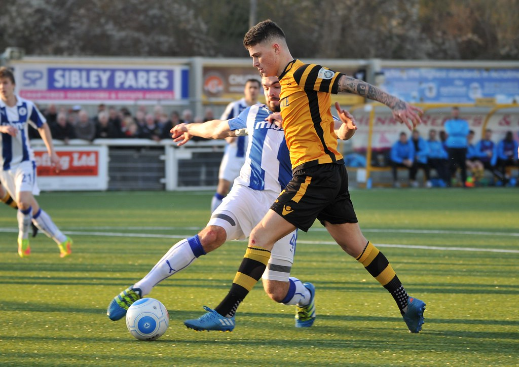 Maidstone United v Chester 443