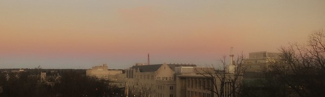 Morning Belt of Venus