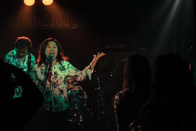 Molten Gold live at Crawdaddy Club, Tokyo, 12 Mar 2017 -00049