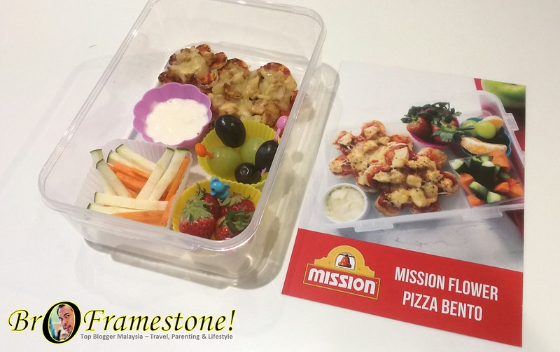 Mission Back to School Bento Workshop