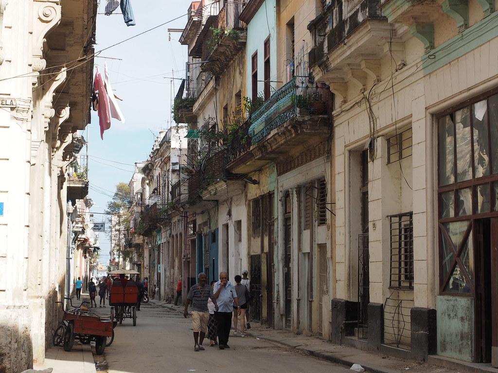 Unesco world heritage Old Havana
